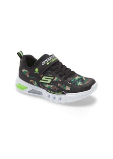 SKECHERS Flex-Glow Light-Up Sneaker (Toddler, Little Kid & Big Kid)