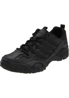 Skechers for Work Women's Compulsions Chant Lace-Up Work Shoe