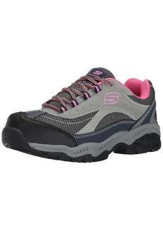 Skechers for Work Women's Doyline Hiker Boot