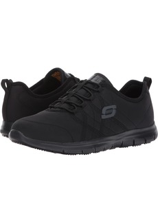 Skechers for Work Women's Ghenter Srelt Work Shoe   M US