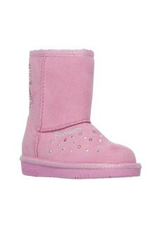 "Skechers® Girls' ""Glam Slam Bow Dazzle"" Boots"