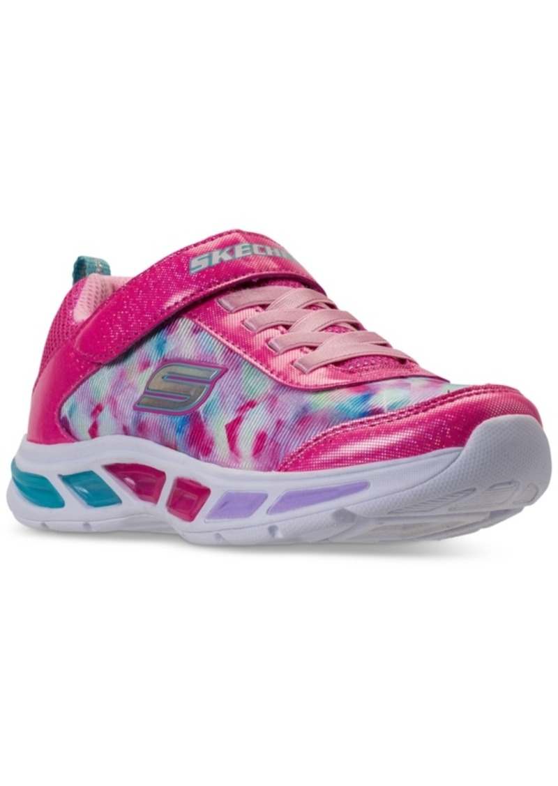 skechers girls s lights