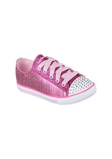 "Skechers® Girls' ""Twinkle Toes: Chit Chat - Pixie Sweets"" Sneakers"