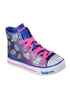 Skechers® Girls' Twinkle Toes: Shuffles - Lil Smooches Shoes