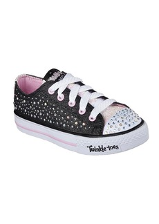 Skechers® Girls' Twinkle Toes: Shuffles - Sparkle Wishes Shoes