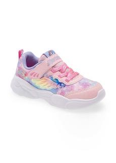 SKECHERS Glitter Unicorn Storm Sneaker (Walker & Toddler)