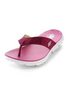 "Skechers® ""Go Flow"" Thong Sandals"