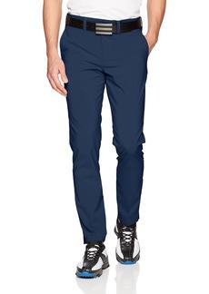 Skechers Golf Men's Eagle on 10 Modern Fit Flat Front Pant Blue iris