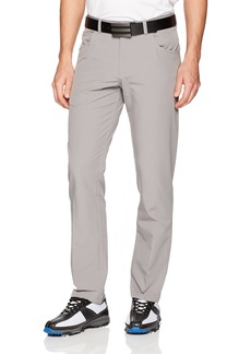 Skechers Golf Men's Pro Am 5 Pocket Modern Fit Flat Front Chino Pant