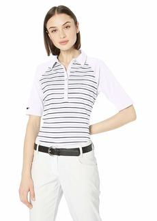 Skechers Golf Women's Backswing Half Sleeve Golf Polo   XS