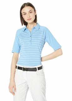Skechers Golf Women's Backswing Half Sleeve Golf Polo  XXL