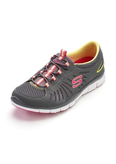 "Skechers® Gratis ""Big Idea"" Casual Bungee-Tie Shoes"