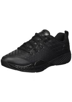 Skechers Kids Boys' Clear Track Sneaker Black 4.5 Medium US Big