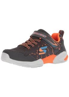 Skechers Kids Boys' TECHTRONIX-Power Spike Sneaker  11 Medium US Little
