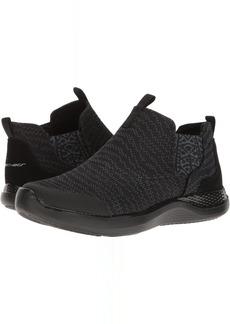 SKECHERS Knit Chelsea Slip-On Bootie