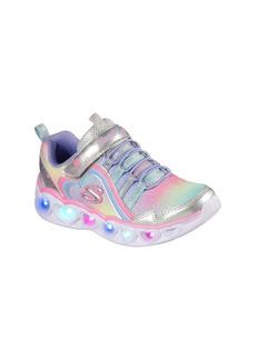 SKECHERS Light-Up Sneaker (Toddler & Little Kid)