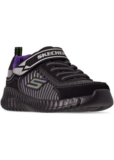 Skechers Little Boys Elite Flex Spectropulse Stay-Put Closure Running Sneakers from Finish Line