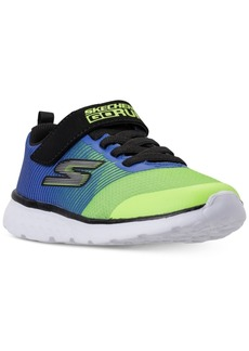 Skechers Little Boys' GOrun 400 - Kroto Running Sneakers from Finish Line