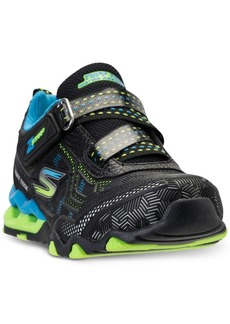 Skechers Little Boys' Hydro Static - Geo Pulse Athletic Sneakers from Finish Line