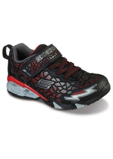 Skechers Little Boys S Lights Hydro Lights - Tuff Force Casual Sneakers from Finish Line
