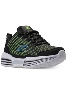 Skechers Little Boys' S Lights: Luminators Light-Up Athletic Sneakers from Finish Line
