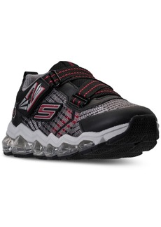 Skechers Little Boys' S Lights: Turbo-Flex Radex Light-Up Athletic Sneakers from Finish Line