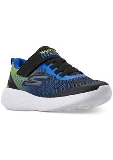 Skechers Little Boys' Skechers GOrun 600 Running Sneakers from Finish Line