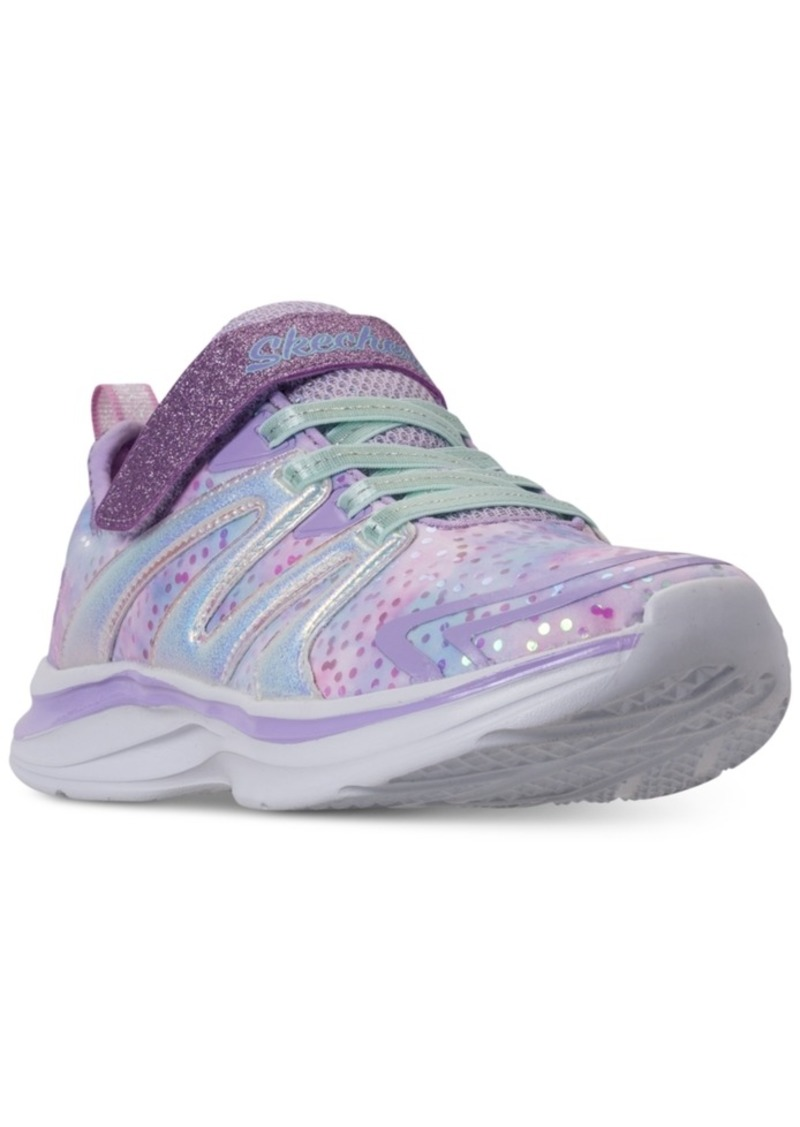 Little Girls' Double Dreams Unicorn Wishes Running Sneakers from Finish Line