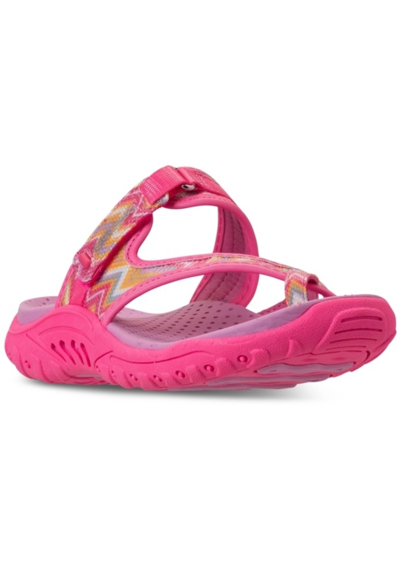 9dd4f897a0b Little Girls  Reggae - Summers Athletic Flip Flop Thong Sandals from Finish  Line