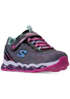 Skechers Little Girls' S Lights: Glimmer Lights Light Up Athletic Sneakers from Finish Line