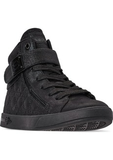 Skechers Little Girls Shoutouts High Top Casual Sneakers from Finish Line