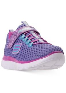 Skechers Little Girls' Skech Appeal - Fresh Spark Casual Sneakers from Finish Line