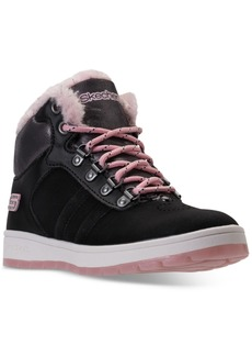 Skechers Little Girls' Street Cleat 2.0 - Trickstar Sneaker Boots from Finish Line
