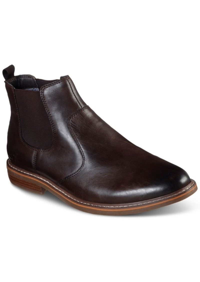 Skechers Men's Bregman - Morago Chelsea Ankle Boots from Finish Line