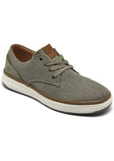 Skechers Men's Moreno Ederson Oxford Casual Sneakers from Finish Line