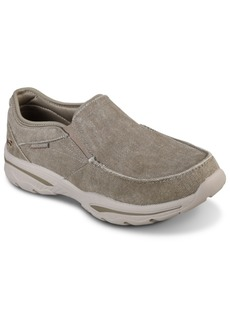 Skechers Men's Relaxed Fit: Creston - Moseco Slip-On Casual Sneakers from Finish Line