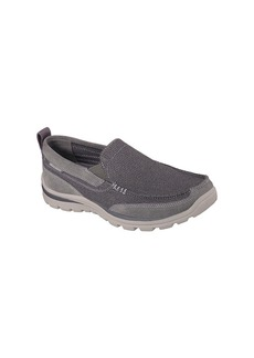 "Skechers® Men's Relaxed Fit: Superior ""Milford"" Casual Slip-On Shoes"