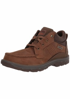 Skechers Men's Segment- Melego Waterproof Boot Brown