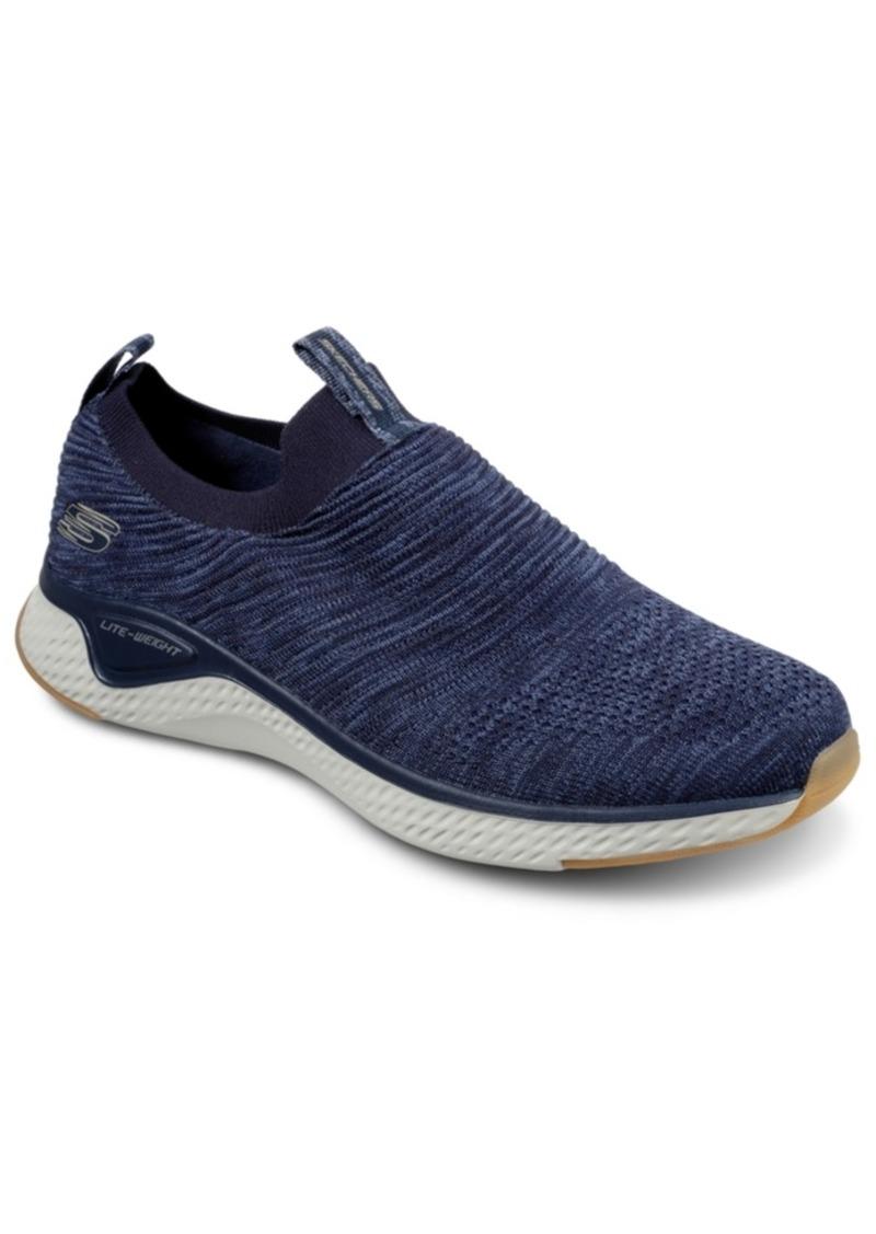Skechers Men's Solar Fuse Slip-On Training Sneakers from Finish Line