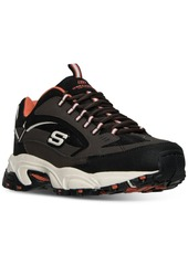 Skechers Men's Stamina - Cutback Extra Wide Walking Sneakers from Finish Line
