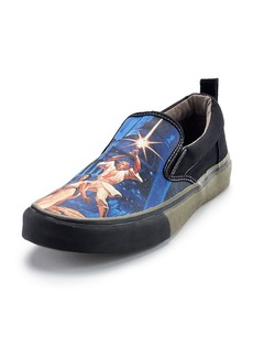 "Skechers® Men's ""Star Wars™ Classic Poster"" Casual Slip On Shoes"