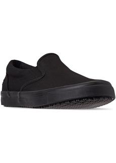 Skechers Men's Sudler Dedham Slip-Resistant Slip-On Work Sneakers from Finish Line