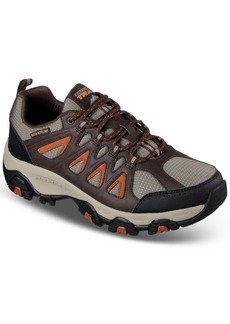 Skechers Men's Terrabite Trail Walking and Hiking Sneakers from Finish Line