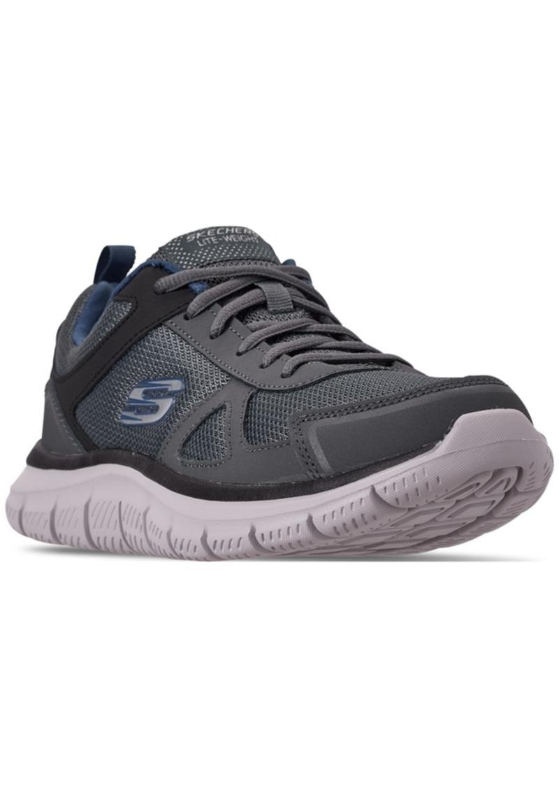 Skechers Men's Track Running Sneakers from Finish Line