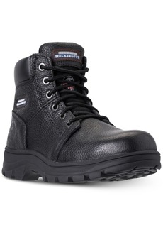 Skechers Men's Workshire Boots from Finish Line