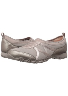 SKECHERS Modern Comfort Bikers Satin Dream