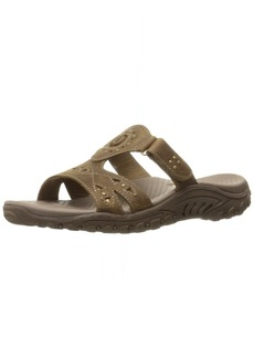 Skechers Modern Comfort Sandals Women's Reggae Trench Town Slide Sandal