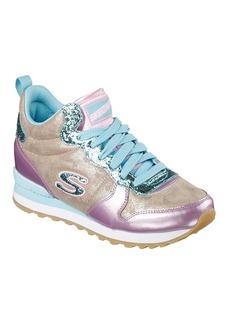 """Skechers® """"Og 85 - Glitter Girl"""" High Top Sneakers"""