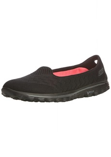 Skechers Performance Women's Go Walk 2 Axis Slip-On Walking Shoe