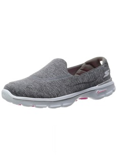 Skechers Performance Women's Go Walk 3 Reboot Walking Slip-On Shoe